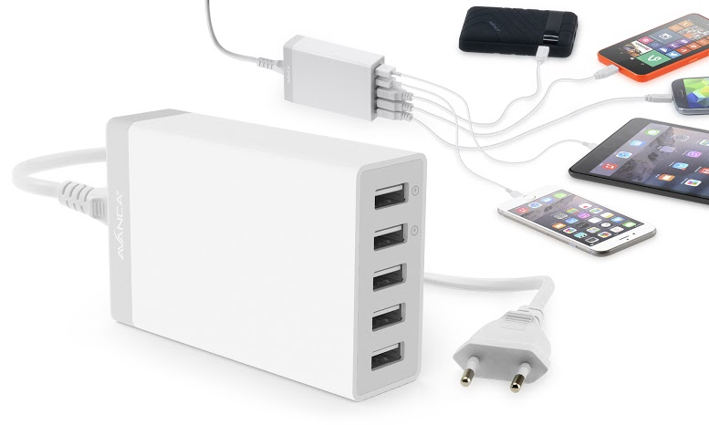 choisir chargeur multi usb